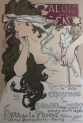 Alphonse Mucha - Salon des Cent