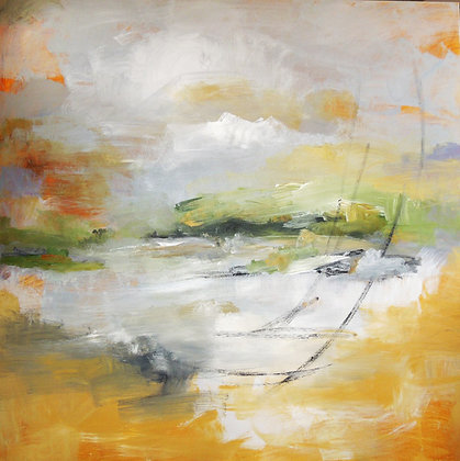 Kathy Buist - Light on the Water