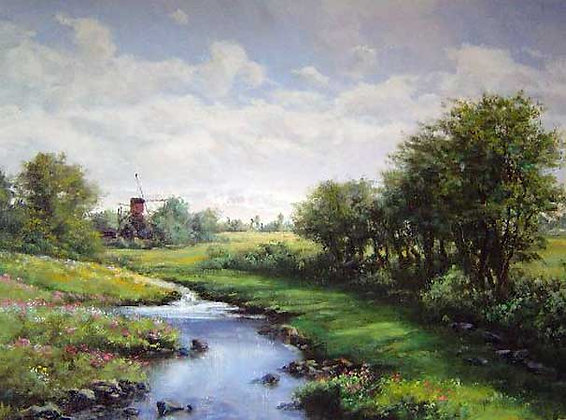 Joan Colomer - Dutch Landscape