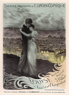 Georges Rochegrosse - Louise