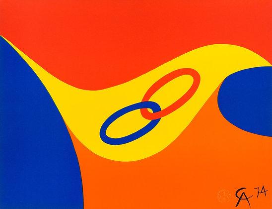 Alexander Calder - Friendship