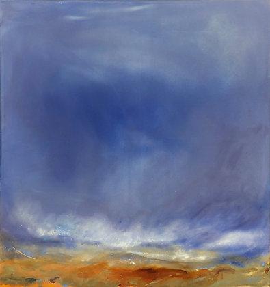 Elizabeth DaCosta Ahern - Azul