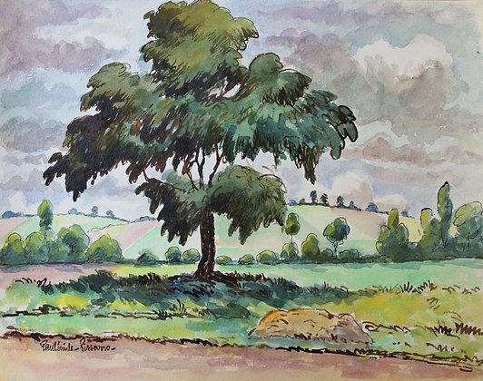 Paulémile Pissarro - French Landscape