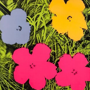 Andy Warhol - Flowers II.73