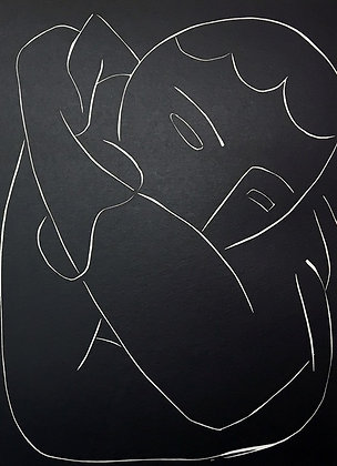 Henri Matisse - ...Et se coucher chaque soir dans son malheur...