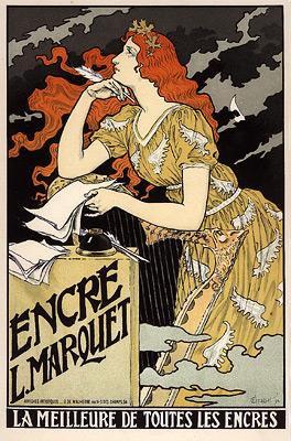 Eugene Grasset - Encre L. Marguet