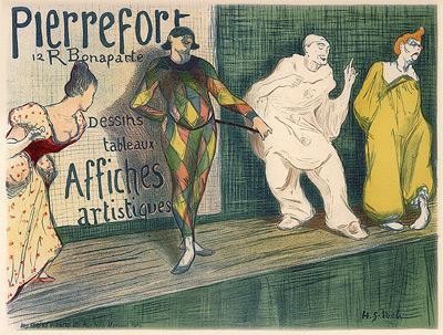 Henri-Gabriel Ibels - Affiches Artisiques Pierrefort