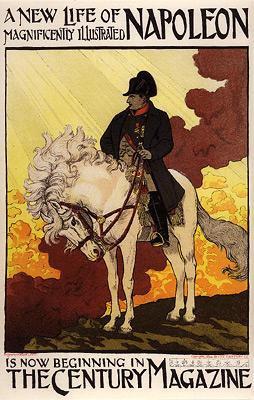 Eugene Grasset - Napoleon