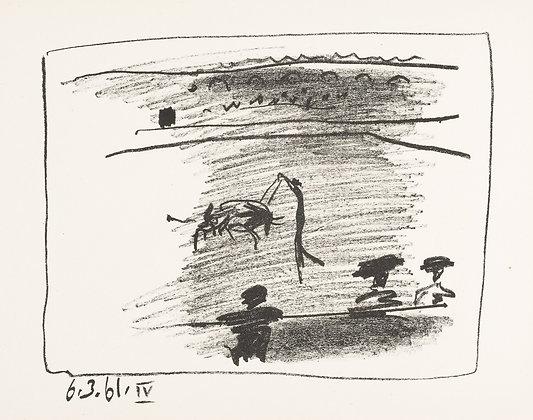 Pablo Picasso - Les Banderilles