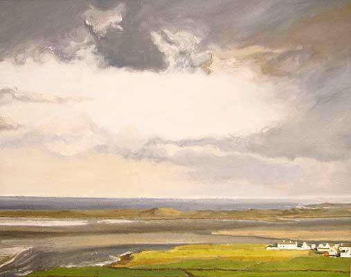 H. Claude Pissarro - Les Pres Sales a Falcarragh