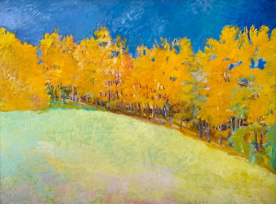 Wolf Kahn - Autumn Glory