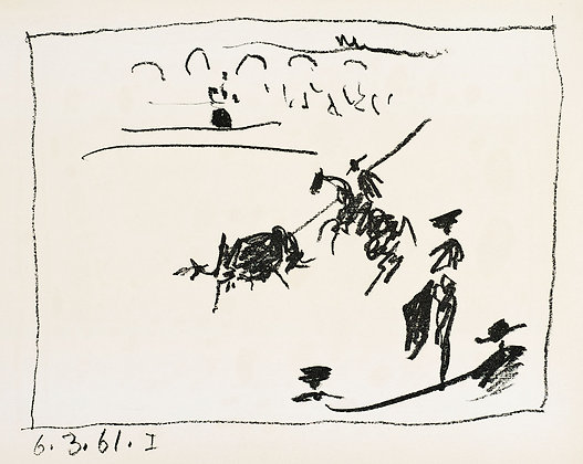 Pablo Picasso - The Pike