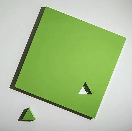 Lori Cozen-Geller - Piece, Lamborghini Green
