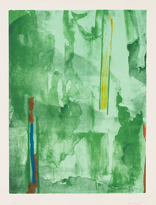 Helen Frankenthaler - Barcelona