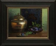 Anne McGrory - Italian Plums & Brass