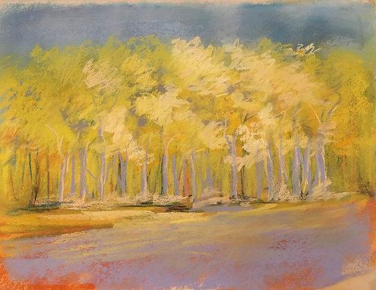 Kathy Buist - Spring Leaves