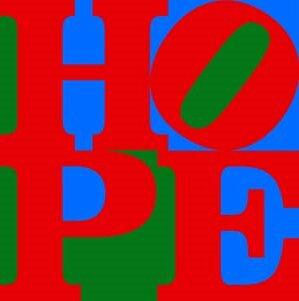 Robert Indiana - Hope