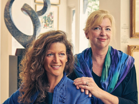 Galerie d'Orsay Co-Directors honored in Boston Common's Dynamic Women of Boston 2020