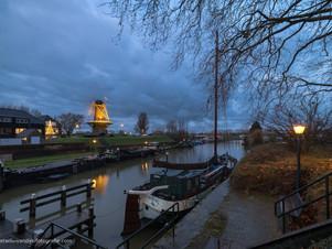 Historische haven Gorinchem