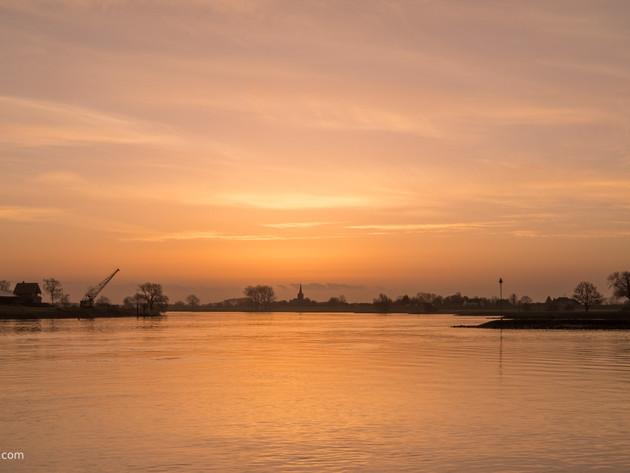 Ravenswaaij skyline