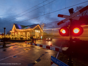 Arkel Christmas station
