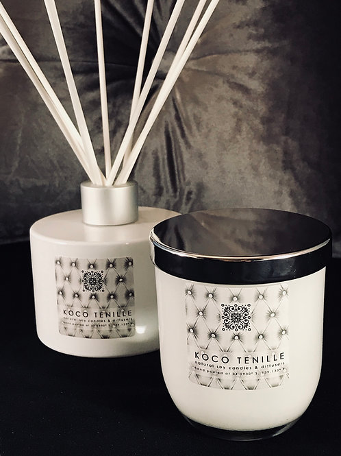 Classic Candle Refill Small