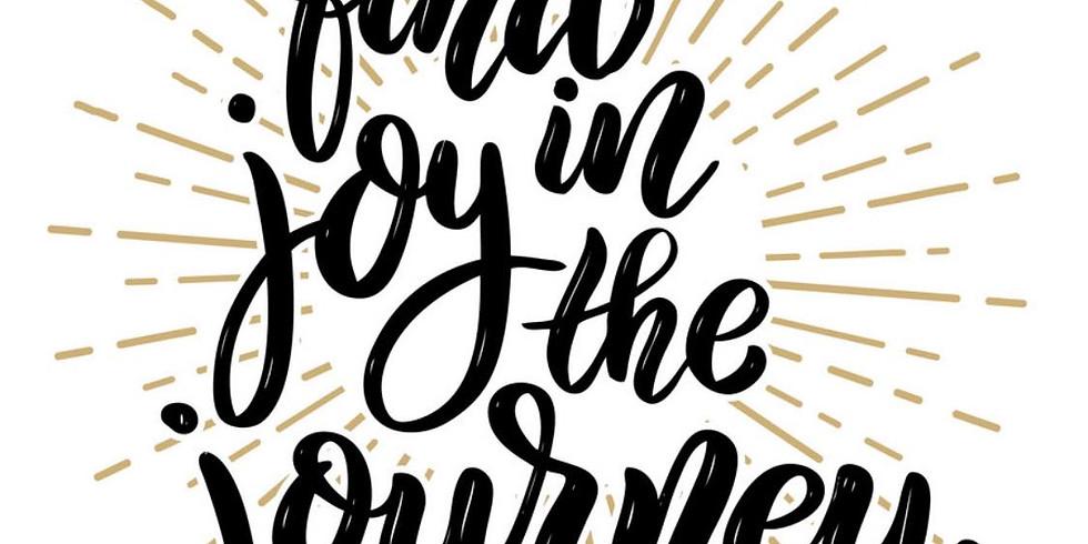 5/8: Feel Good Friday!  Share your JOY.