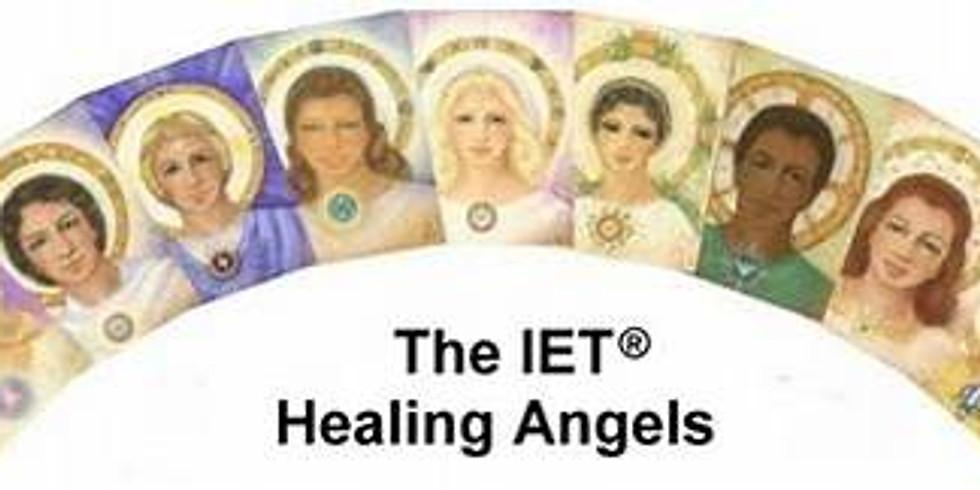 IET HEALING ANGELS of the ENERGY FIELD