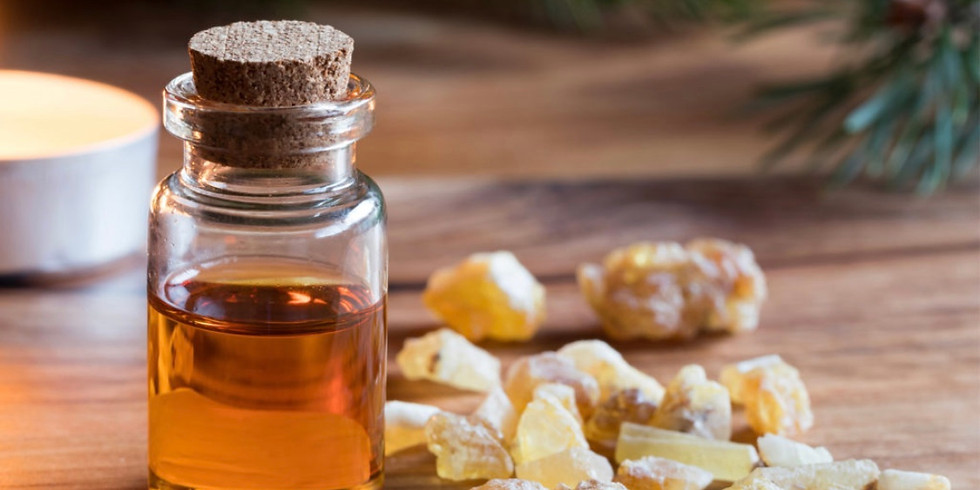 Frankincense:Make & Take