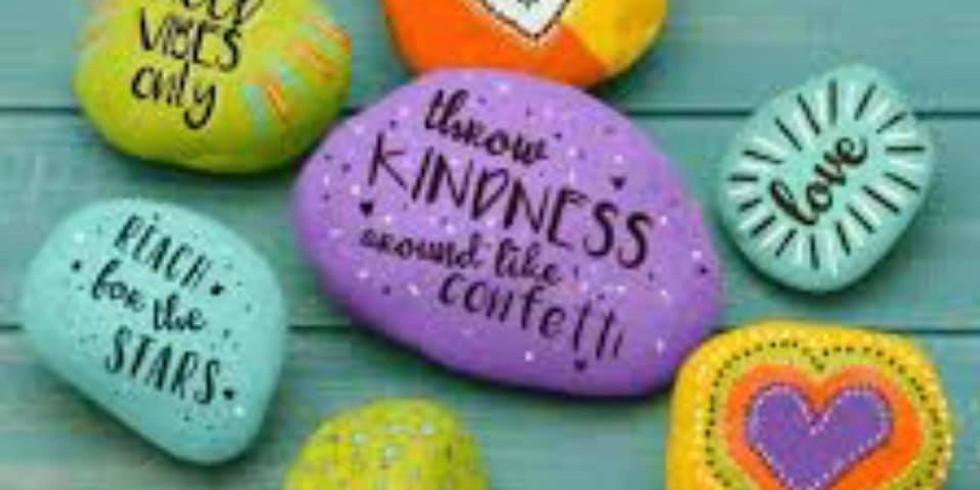 Kids Class: Kindness Rocks!