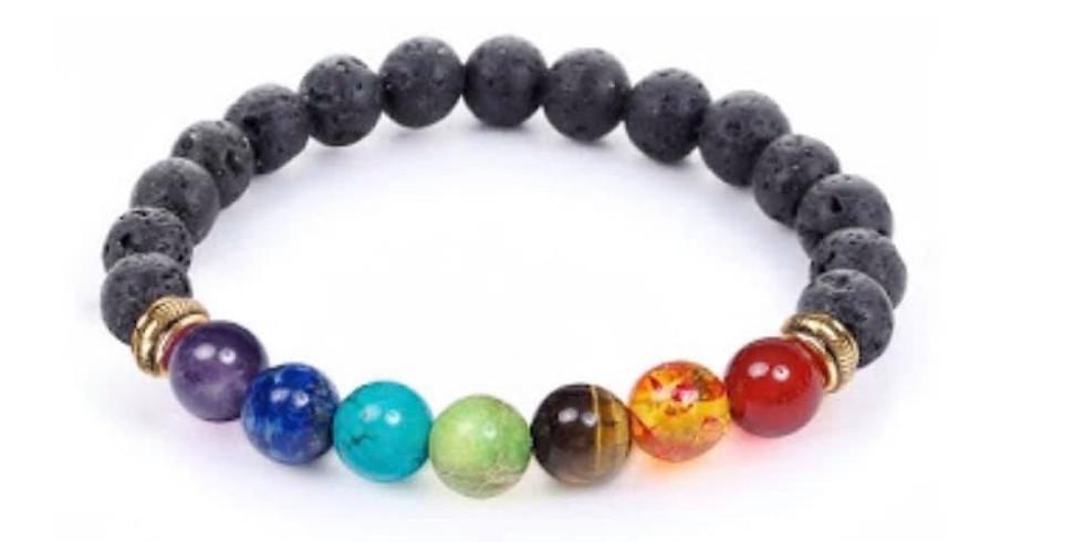 Make a Chakra Bracelet