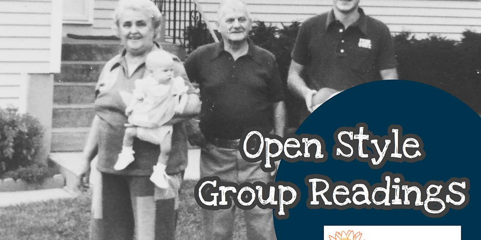 Open Style Group Readings