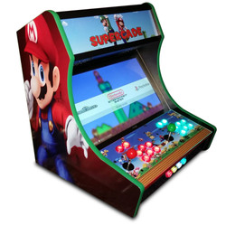 Mario and Luigi Bartop Deluxe GRS