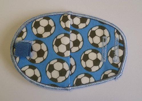 Football Children's Fabric Reusable Eye Patch