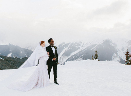 A Case For Winter Weddings