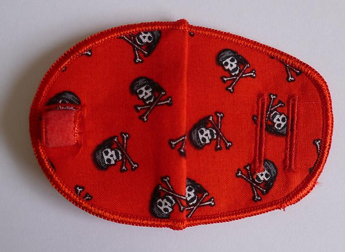 Pirates Children's Fabric Reusable Eye Patch