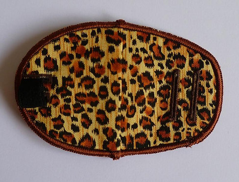 Baby Leopard Children's Fabric Reusable Eye Patch