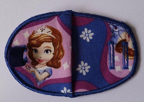 Disney Princess Sofia Children's Fabric Reusable Eye Patch