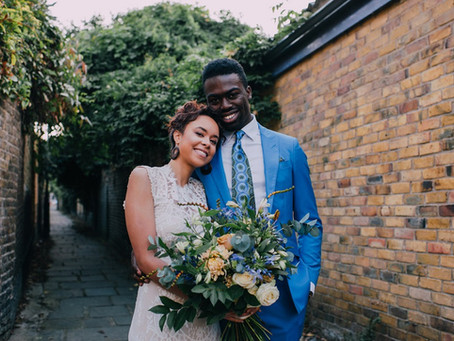 Touch of Africa Wedding Styled Shoot