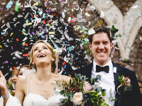 Lauren & Chris: Cool, Bohemian, London Winter Wedding at St Stephen's Church |Emmie Scott Ph