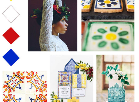 Urban Portuguese Inspired Styled Shoot