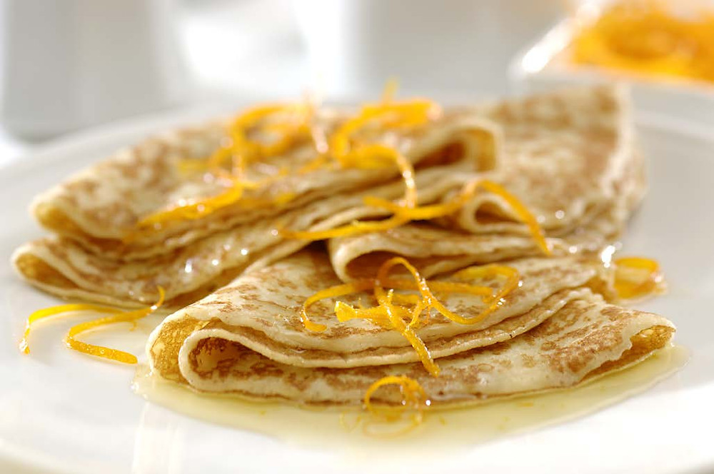 wedding planner london - south east - wedding crepes
