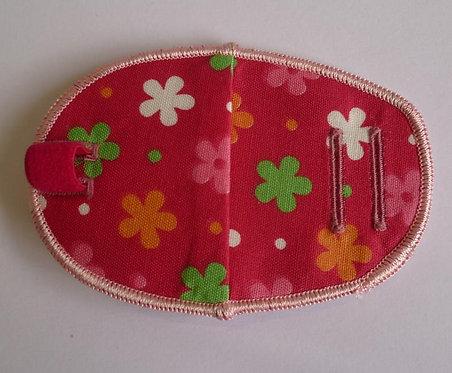 Flower Power Children's Fabric Reusable Eye Patch
