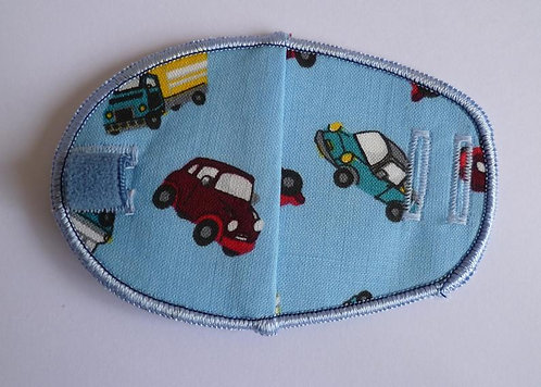 Cars Children's Fabric Reusable Eye Patch