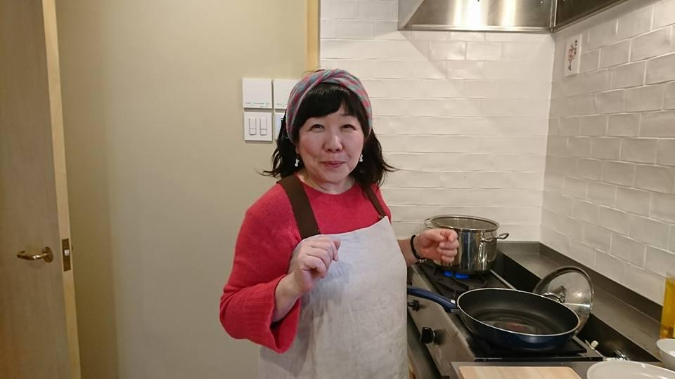 20171217枝元さん@キッチン