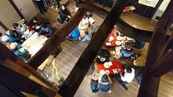 20171216カフェ(ロフトから)