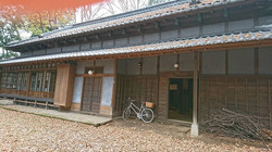 季楽堂玄関