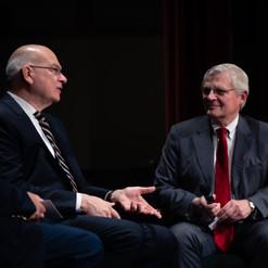 WTS President and Dr Tim Keller