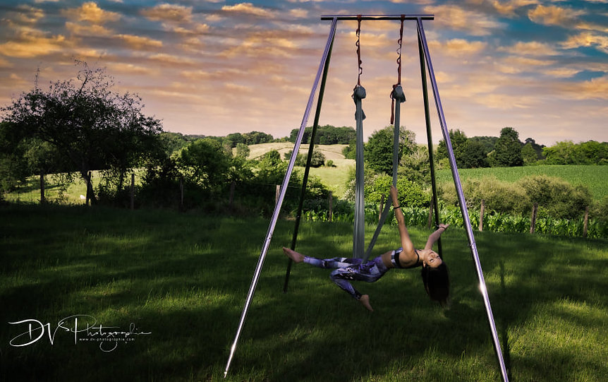 Aerial Yoga Silkline Balance