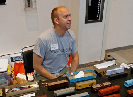 Railroad Prototype Modelers Event